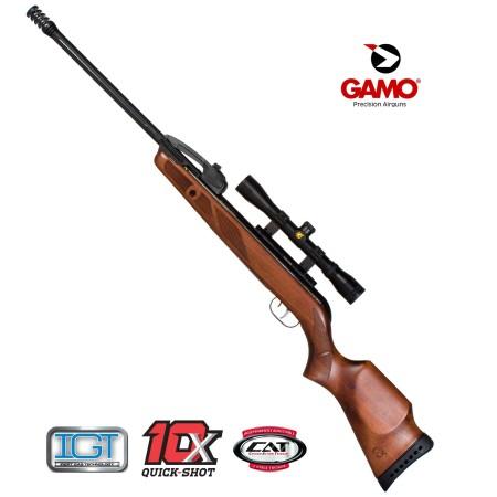 Air Gun GAMO Fast Shot 10x IGT.  386 m/s