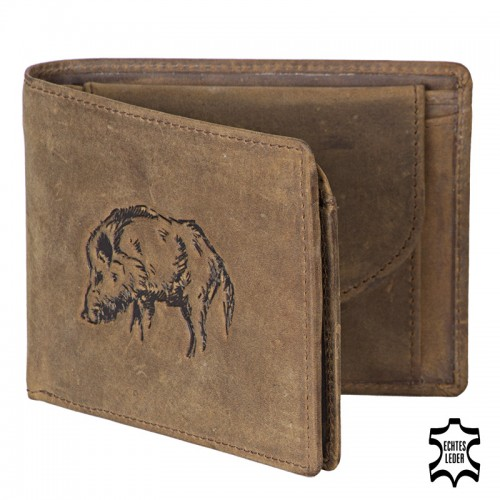 Wallet Stag Diagonally Format