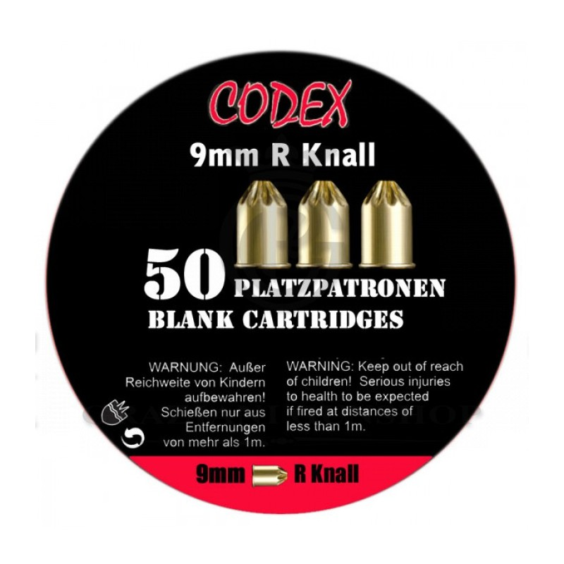 Paukpadrun Codex 9 mm