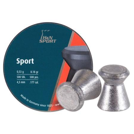 ÕhupüssikuulidH&N Sport
