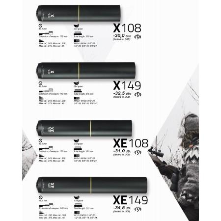 Глушитель STALON X108