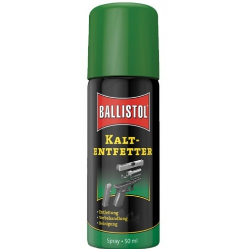 Degreaser Ballistol  50 ml
