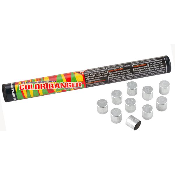 Ilutulestiku raketid Zink Color Banger 10 tükki