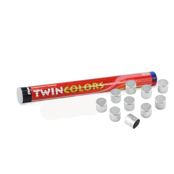 Ракеты для стартовых пистолетов Zink Twin Colors