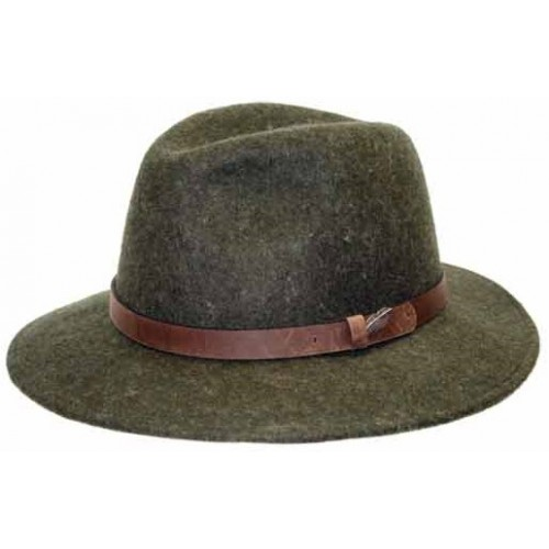 Traditional Loden Hat