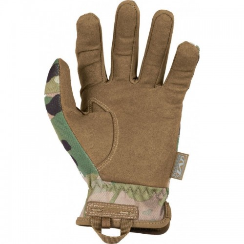 Перчатки MECHANIX Fast Fit Multicam