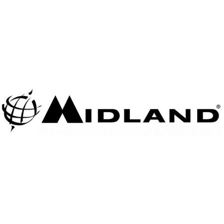 Midland G5C käsiraadiosaatja, 800mAh NiMh aku, laadija, Beebimonitor
