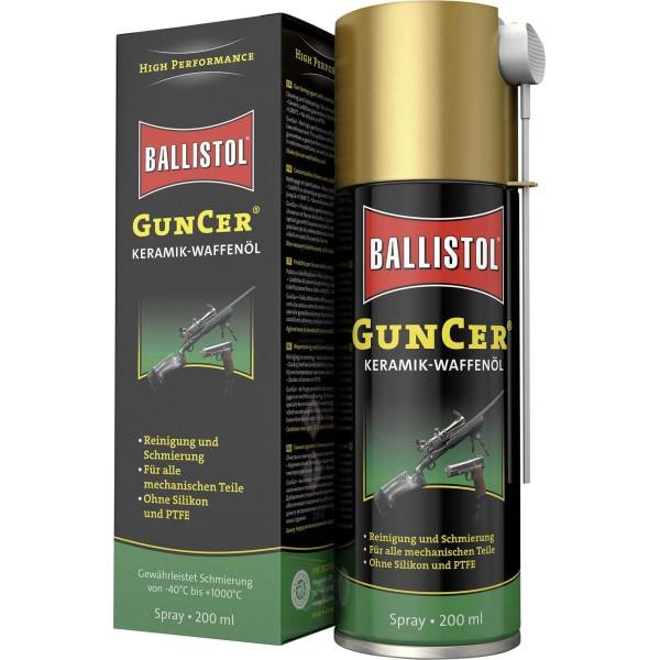 Ballistol GunCer  200ml. масло оружейное