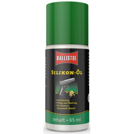 Смазка силиконовая Klever-Ballistol