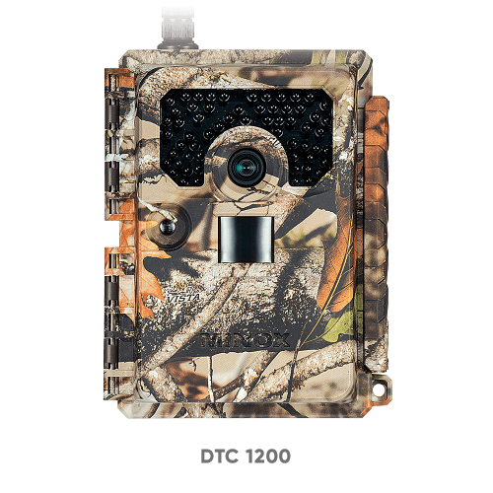 Лесная камера Minox DTC 1200.  4G