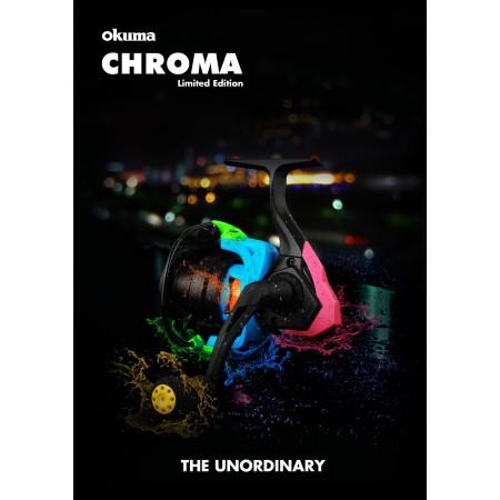 Spinningurull Okuma Chroma CM-30LTD