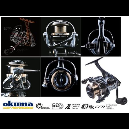 Spinningurull Okuma Epixor XT EPXT-30 FD.