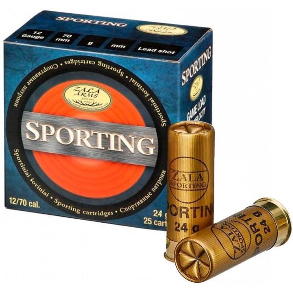 Padrun Zala Arms. Sporting haavel 7,5/ 28 g. Kal. 12