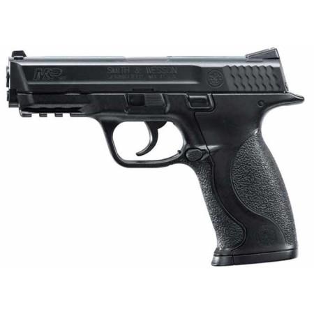 Пневматический пистолет Smith & Wesson Military Police